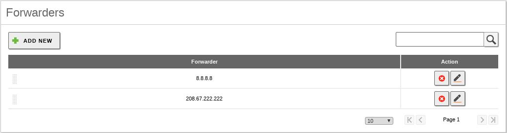 Domain Name System (DNS) — Zentyal 6.2 Documentation