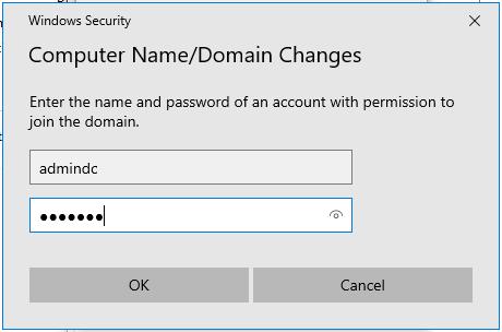 Domain Controller and File Sharing — Zentyal 6 0 Documentation